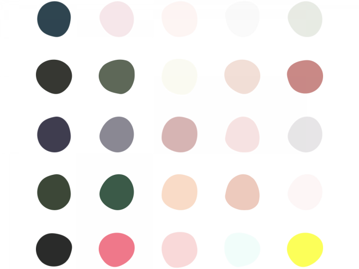 Nailing your brand colour palette with Coolors